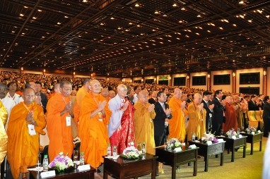 Libertad de religión en Vietnam, muestra vivaz de la garantía de los derechos humanos - ảnh 1