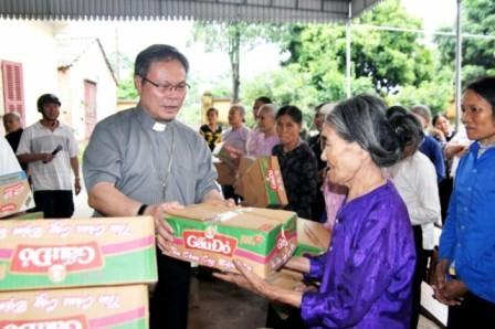Libertad de religión en Vietnam, muestra vivaz de la garantía de los derechos humanos - ảnh 2