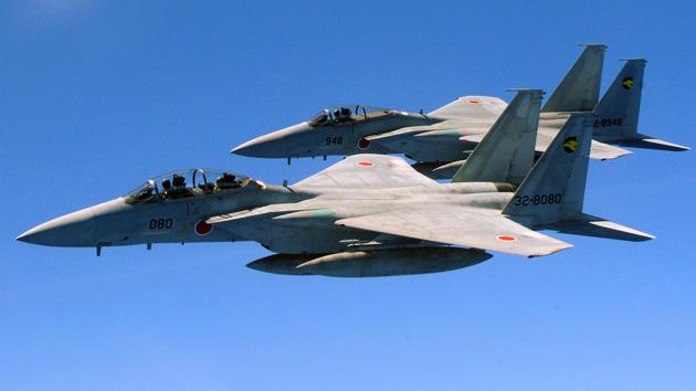 Japón protesta por la aproximación de cazas chinos a sus aviones militares - ảnh 1