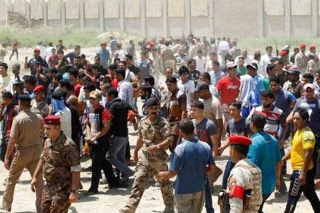 Iraq, al borde de caos - ảnh 1