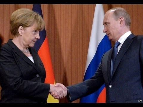 Rusia, Alemania y Francia solicitan buscar el alto el fuego en Ucrania  - ảnh 1