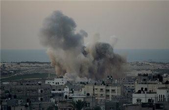 Israel ataca objetivos de Hamás en Gaza - ảnh 1