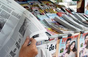Por optimizar el sistema de prensa de Vietnam  - ảnh 1