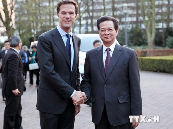 Vietnam y Holanda: Desde las relaciones comerciales hasta la amistad y cooperación - ảnh 1