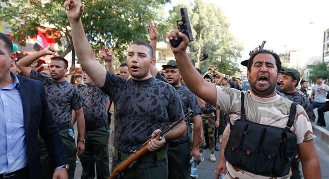 Importantes triunfos de las fuerzas gubernamentales de Iraq sobre los rebeldes  - ảnh 1