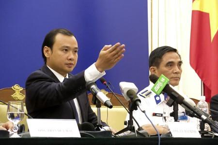 Vietnam se opone la construcción ilegal china en Truong Sa - ảnh 1