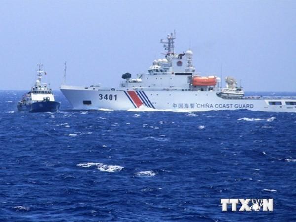 Embajadores de Asia Pacífico se preocupan por asunto en el Mar del Este - ảnh 1