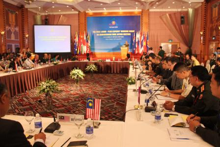 Vietnam se esfuerza en las acciones humanitarias contra minas - ảnh 1