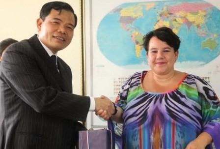 Vietnam y Holanda fortalecen cooperación agrícola  - ảnh 1
