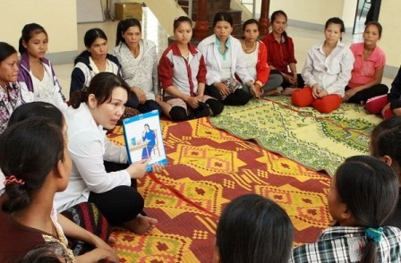 Vietnam se compromete a fortalecer y compartir experiencias de equidad de género - ảnh 1