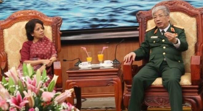 Vietnam e India refuerzan cooperación en defensa nacional - ảnh 1