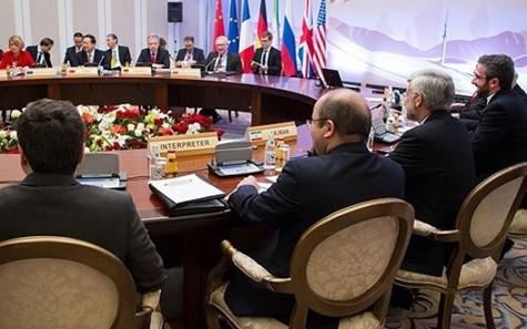 Irán y potencias mundiales comienzan a redactar el acuerdo nuclear definitivo - ảnh 1