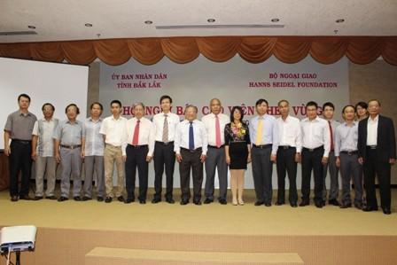 Vietnam afirma papel de localidades en el proceso de integración internacional - ảnh 1