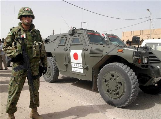 Japón aprueba nueva estrategia de desarrollo militar - ảnh 1