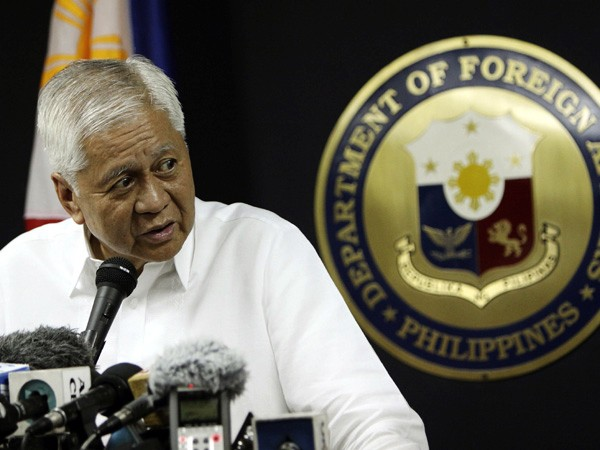 Filipinas urge al Tribunal Internacional fallo sobre reivindicación territorial de China - ảnh 1