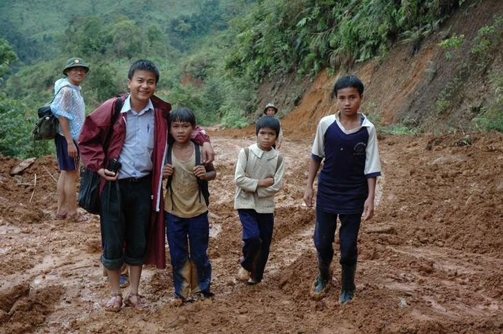 Dos periodistas notables de la Voz de Vietnam en Concurso nacional de Prensa - ảnh 2