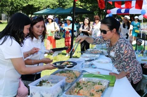 Celebran Día de la familia de ASEAN en Nueva York - ảnh 1