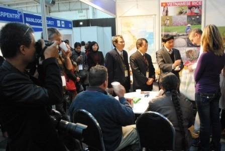 Promoción de la venta de productos vietnamitas en Sudáfrica  - ảnh 1
