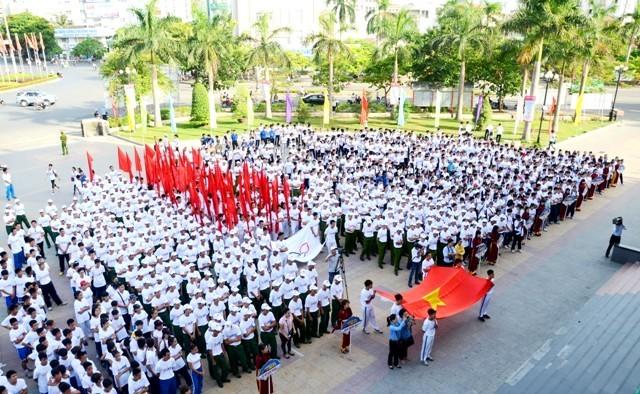 Vietnam conmemora el Día Olímpico 2014  - ảnh 1