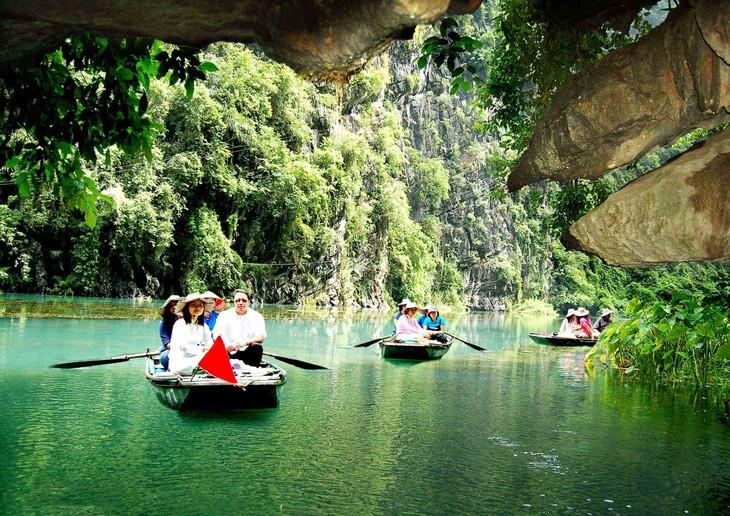 La belleza del conjunto paisajístico de Tràng An - ảnh 15