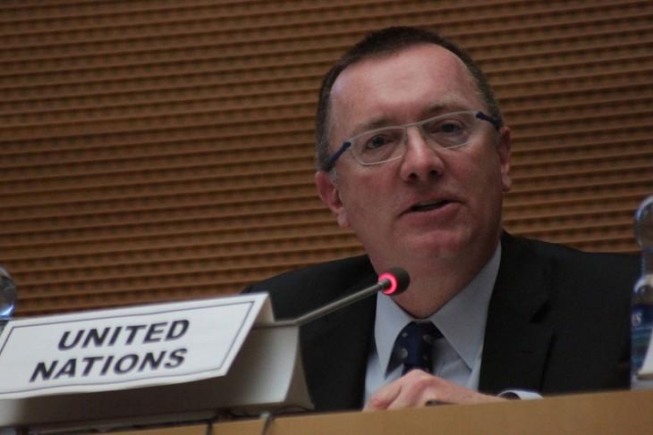ONU llama a la abstención de Israel y Palestina - ảnh 1
