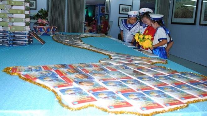 Localidades promueven actividades a favor de la defensa de soberanía marítima nacional - ảnh 1