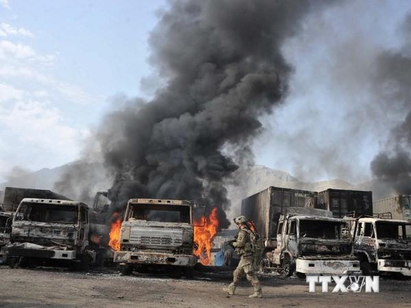 La OTAN aprueba el despliegue de una misión en Afganistán posterior a 2014 - ảnh 1