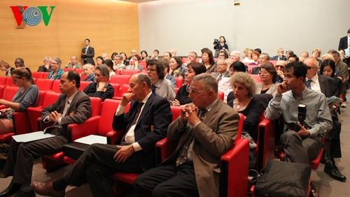 Expertos franceses se oponen a las acciones arbitrarias chinas - ảnh 1