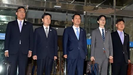 Dos países coreanos inician las quintas conversaciones sobre el parque industrial de Kaesong - ảnh 1