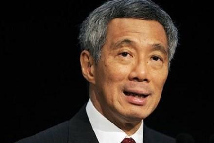Premier singapurense da la bienvenida al retorno en Asia de Estados Unidos   - ảnh 1