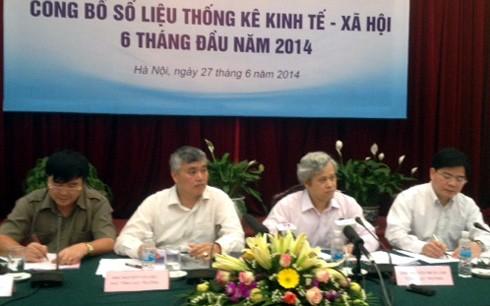 El PIB de Vietnam aumentan en un 5,18% en los primeros seis meses del año - ảnh 1