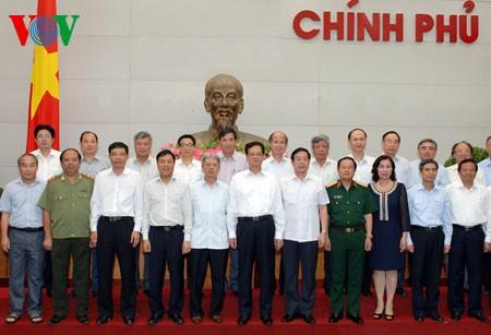 Vietnam se esfuerza en el desarrollo informático - ảnh 1