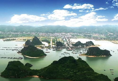 Quang Ninh mejora el entorno comercial para captar una mayor inversión  - ảnh 1