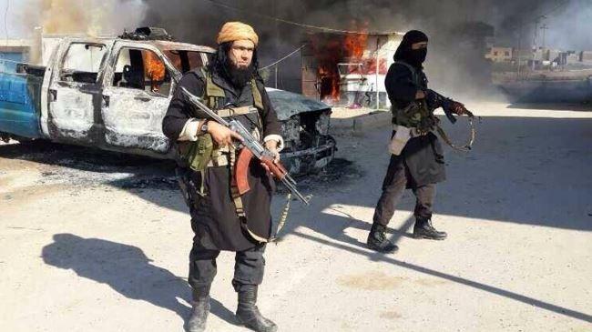 Enfrentamientos encarnizados en Tikrit, Iraq - ảnh 1