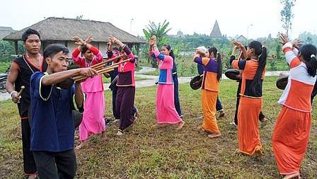 La Etnia Raglai en Vietnam  - ảnh 1
