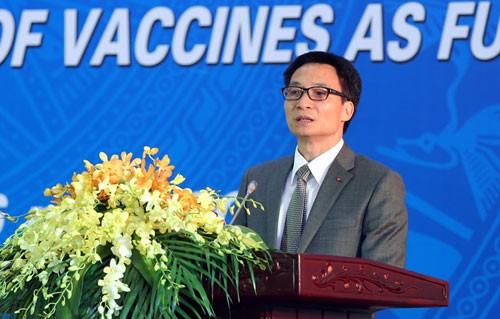 Celebra Vietnam reconocimiento de OMS para su sistema de gestión de vacunas  - ảnh 1