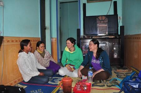 Mujeres de Van Kieu y su brigada de carretas en la frontera - ảnh 2