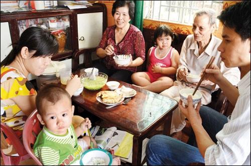 Marcan diversas actividades el Día de la Familia de Vietnam 2015 - ảnh 1