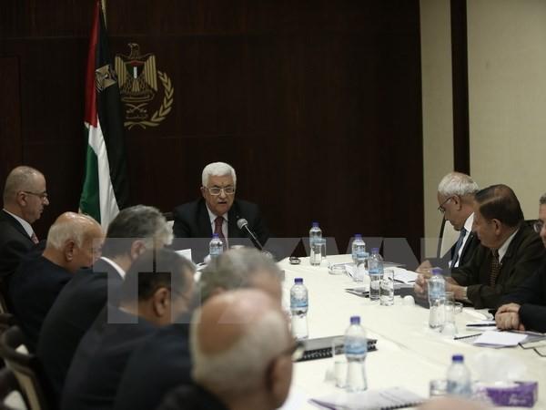 Inicia Palestina conversaciones para formar nuevo gobierno de unidad - ảnh 1