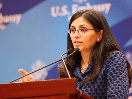 Dialogan Estados Unidos, Japón e India sobre seguridad marítima - ảnh 1