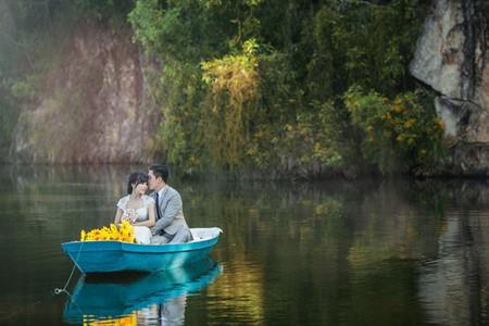 Da Nang, destino favorito para toma de fotos de matrimonios  - ảnh 9