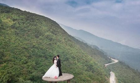 Da Nang, destino favorito para toma de fotos de matrimonios  - ảnh 4