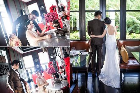 Da Nang, destino favorito para toma de fotos de matrimonios  - ảnh 6