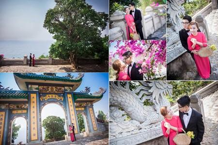 Da Nang, destino favorito para toma de fotos de matrimonios  - ảnh 7