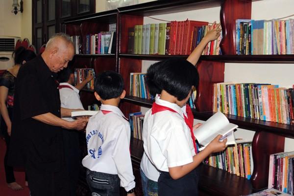 Club de ajedrez de Cam Pha, semillero de futuros talentos - ảnh 3