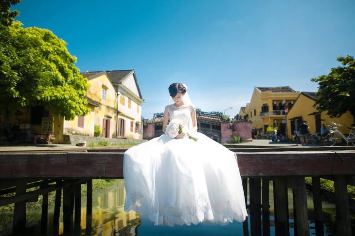 Da Nang, destino favorito para toma de fotos de matrimonios  - ảnh 14