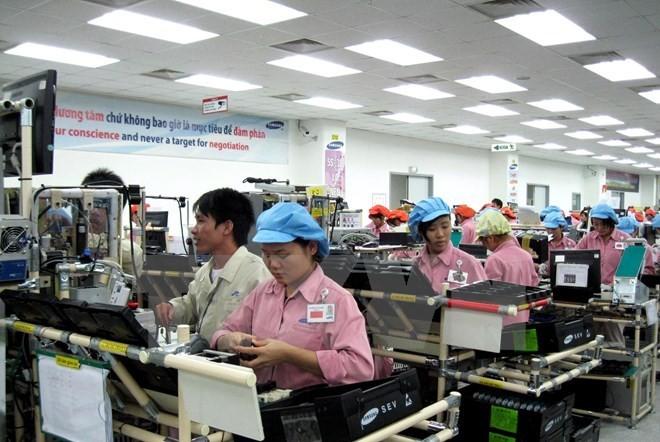 Vietnam: mayor mercado de mercancías surcoreanas en marzo  - ảnh 1
