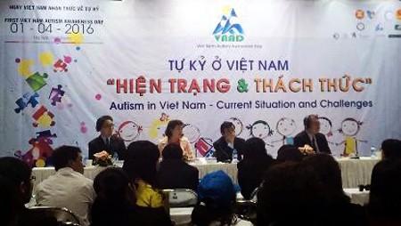 Vietnam en respuesta al Día Mundial de Concienciación sobre el Autismo - ảnh 1
