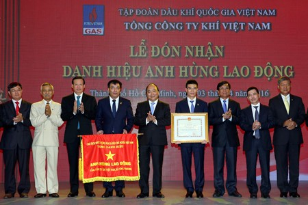 Urgen al sector de gas de Vietnam a convertirse en una industria a nivel regional y mundial - ảnh 1