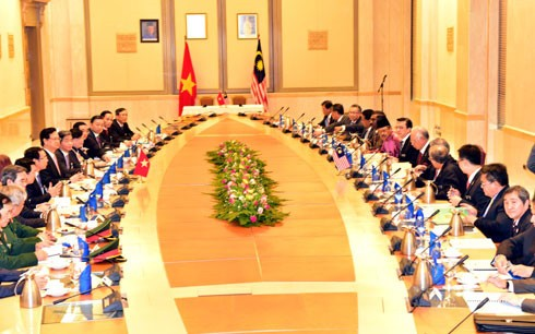 Diálogo estratégico de alto nivel Vietnam – Malasia - ảnh 1